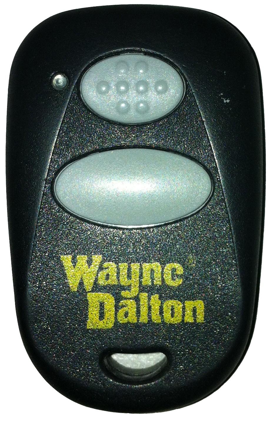 Télécommande WAYNE DALTON Push Pull - Telecommande porte de garage wayne dalton